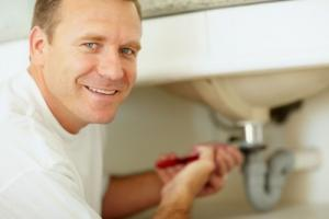 Our Repair team does kitchen and bath repair